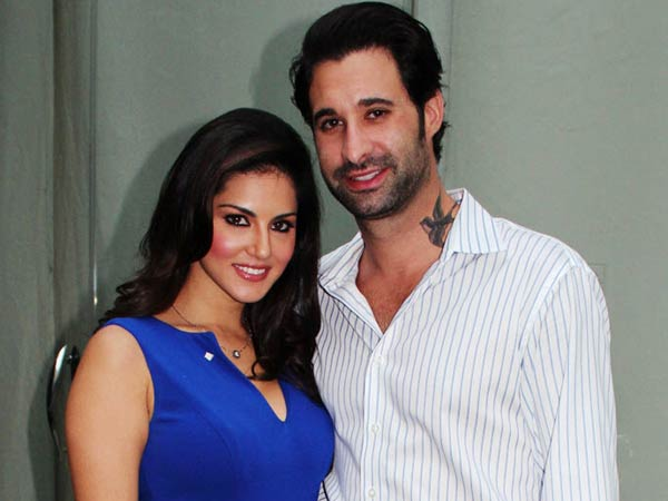 Love At First Sight Sunny Leone And Husband Daniel Weber
