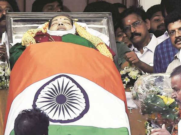 Huge Doubt Among Jayas Followers About Her Death Want Probe Aiadmk
