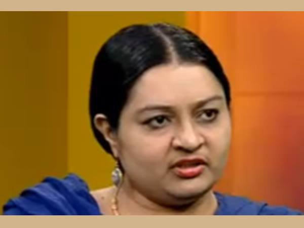 Deepa Jayakumar Declares Assets Worth 3 50 Crore
