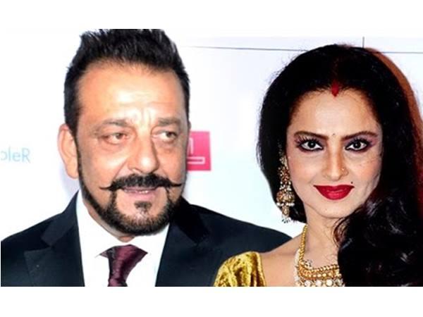 Rekha Married To Sanjay Dutt