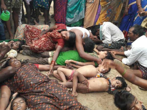 Drown In Village Tank As Boat Capsizes In Andhra Pradesh