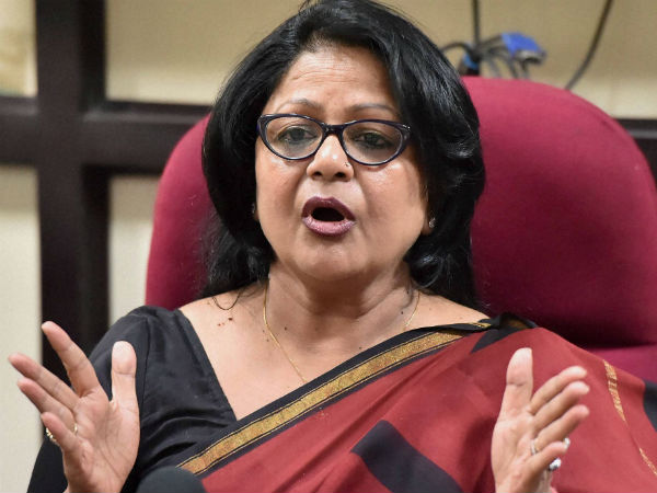 After Being Expelled From Congress Barkha Shukla Singh To Join Bjp Today
