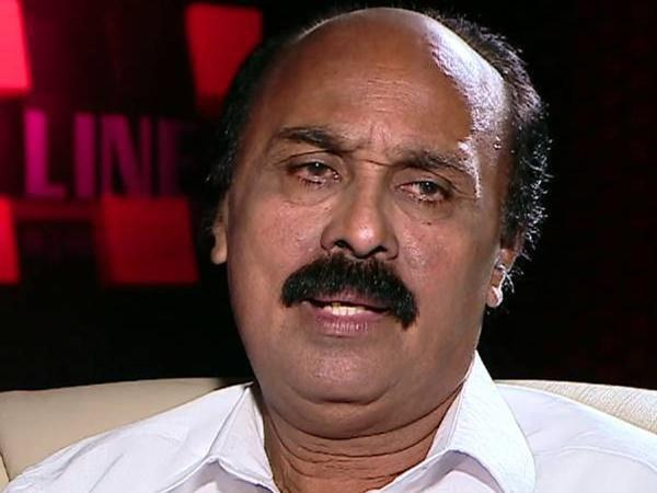 Munnar Issue Kerala Minister