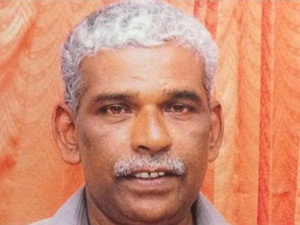 Senior Journalist Vijayan Died
