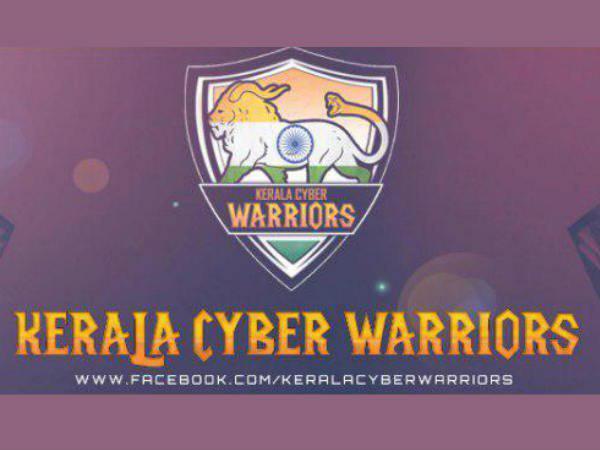Girl Facebook Post Against Kerala Cyber Warriors