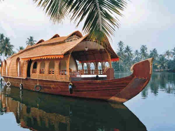 Tourist Boat Service Chaliyar Team Island