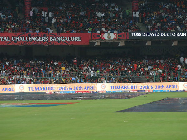 Ipl 2017 Play Offs What Happens If Eliminator Qualifier 2 Washed Out