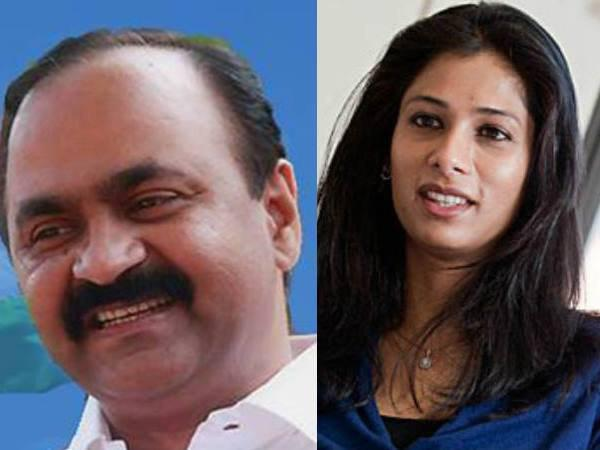 Vd Satheesan Allegations Against Gita Gopinath Assembly