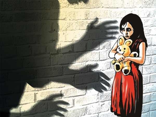 Uttar Pradesh 7 Year Old Girl Raped Left Die Ghaziabad Pit