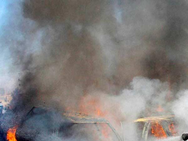 അഫ്ഗാനിസ്ഥാനില് കാര്ബോംബ് സ്ഫോടനം, 18 പേര് കൊല്ലപ്പെട്ടു
