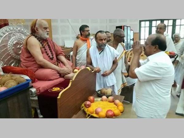 G Sudhakaran Explains On Visit To Matt Head