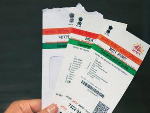 Supreme Court Declines Hold Centre S Notification Making Aadhar Mandatory For Social Bebefits