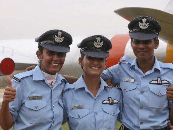 Iaf S First Women Fighter Pilots Set To Fly Sukhoi 30s From September