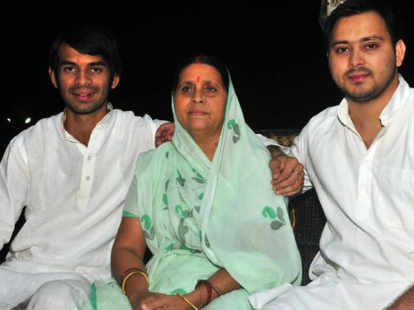 No Mall Going Girls For My Sons Former Bihar Chief Minister Rabri Devi