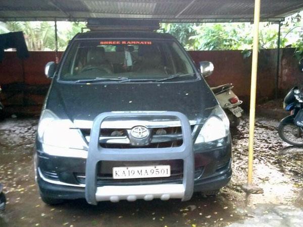 Goonda Attack Against Car Passengers Kannur