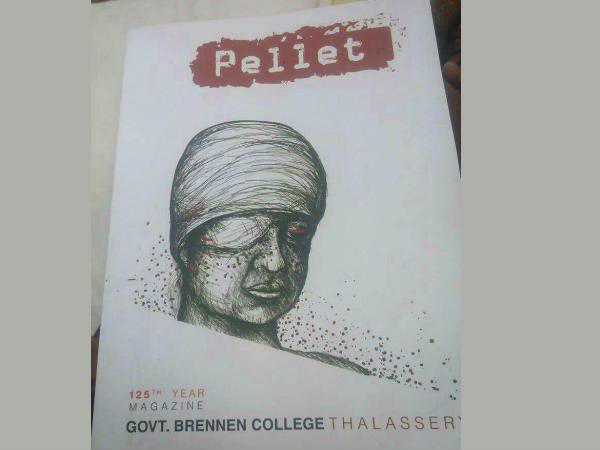 Thalassery Brennan College Magazine Controversy