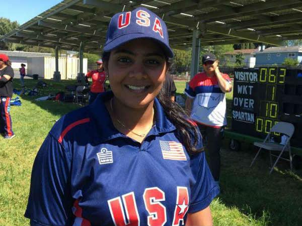 സിന്ധുജ റെഡ്ഡി.. അമേരിക്കൻ വനിതാ ക്രിക്കറ്റ് ടീമിൽ ഓപ്പണറായി ഇറങ്ങാൻ 26കാരി ഇന്ത്യൻ സുന്ദരി!!