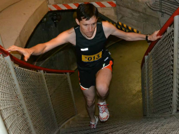 Polish Athlete Wins Frankfurt Skyrun