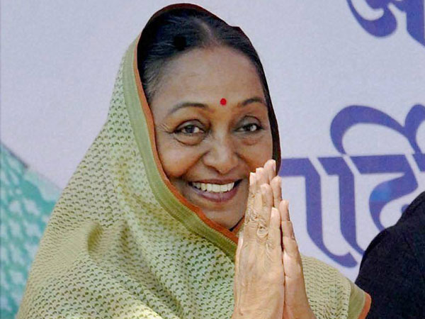 Prez Election War To Uphold Ideology Of Gandhi Meira Kumar
