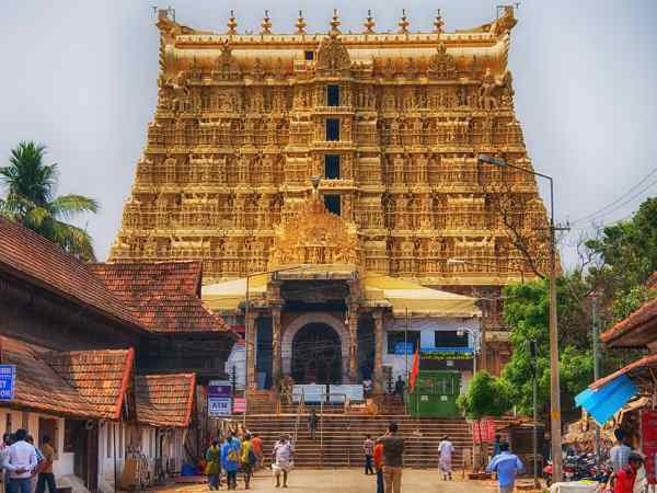 Amicus Curiae Report About Padmanabhaswamy Temple
