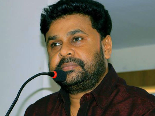Media Report Dileep S Charity Works Meets Uncertainty