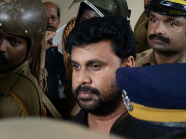 Pc George Allegation In Dileep Arrest