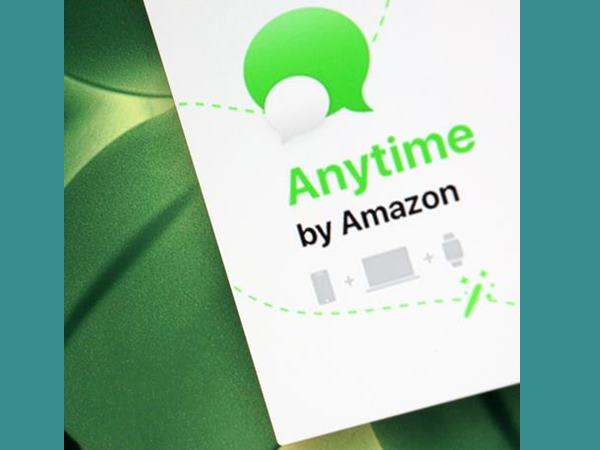 Amazon Testing Its Own Instant Messaging App Anytime Report