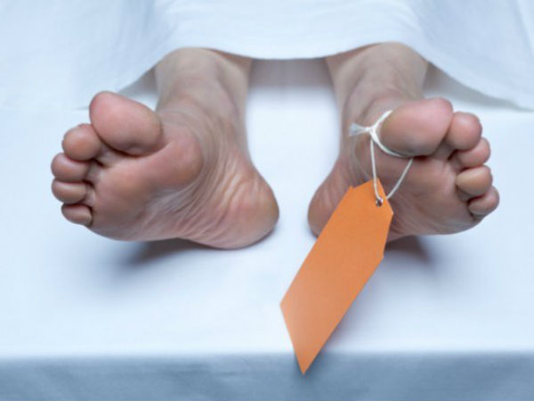 Hospital Declared Alive Man Dead