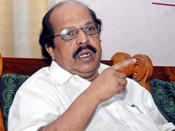 Minister G Sudhakaran Comment About Journalists
