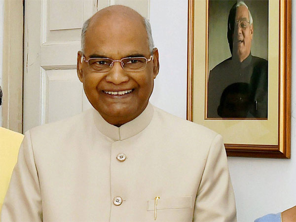 Kovind S Journey From Hut With Leaking Roof A 340 Room Residence
