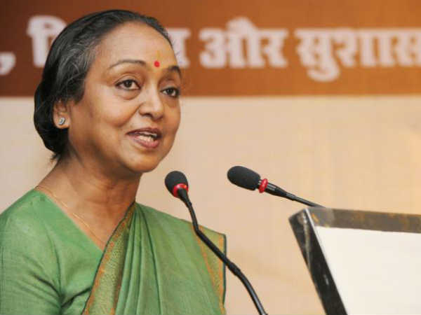In Defeat Too Oppositions Meira Kumar Breaks 50 Year Old Record