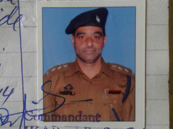 Terrorist Killed Budgam Played Key Role Lynching Dsp Pandith Police