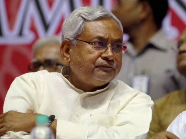 Nitish Kumar To Skip Opposition Meet On Vp Pick