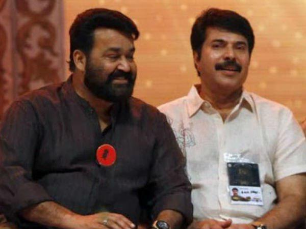 Whats App Forward With Mammooty Mohanlal Image Hits Social Media