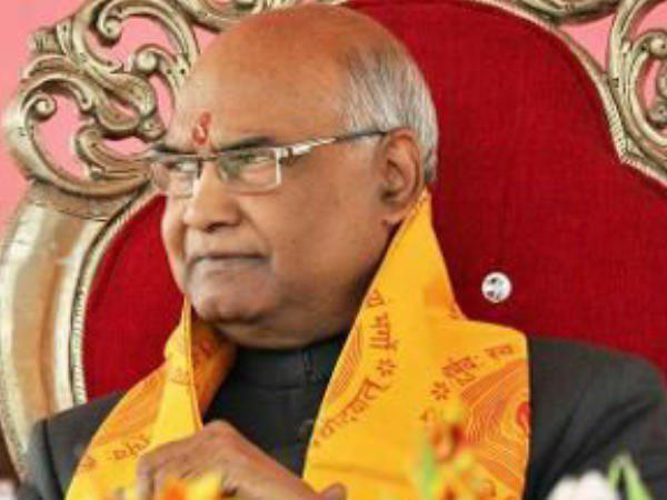President Election Cross Voting Held In Congress