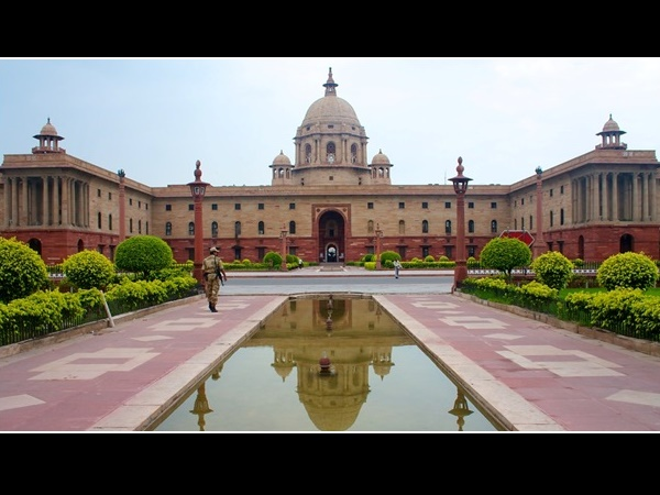 Rashtrapati Bhavan Home The President The World S Largest Democracy