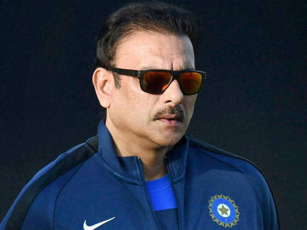 Ravi Shastri Says No Fight With Sourav Ganguly