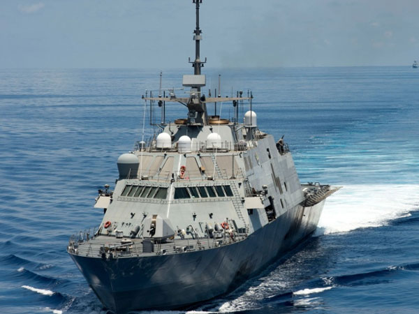 Us Warship Sails Near South China Sea Again Challenges Beijings Claims