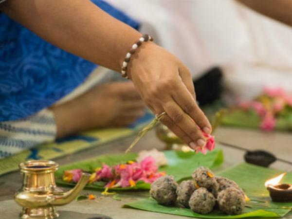 Karkkadaka Vavu Bali Celebration