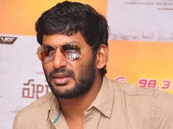 Death Threat Against Actor Vishal