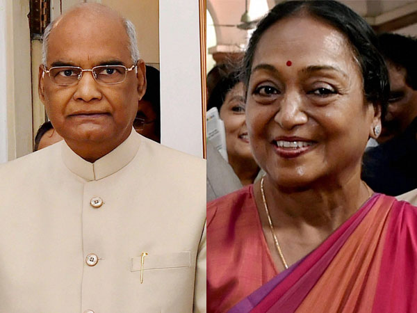 Presidential Elections 2017 Results Will It Be Kovind Or Meira Kumar