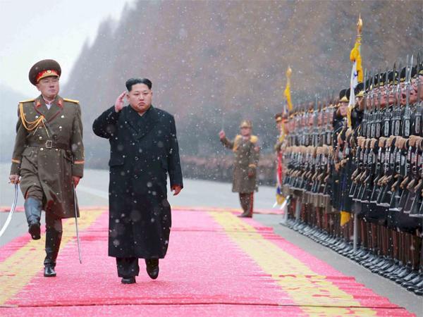North Korea S Kim Says Missile Test Was Guam Trump Warns Open