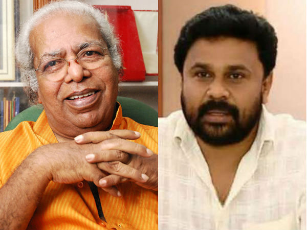Vinayan S Allegation Against Dileep