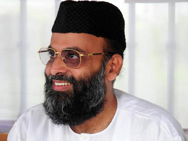 Abdul Nasser Madani Came To Kerala