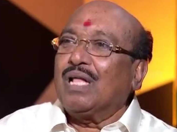 Bdjs Should End Relations With Nda Says Vellapally