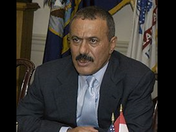 Yemeni Officials Say Ex President May Be Under House Arrest