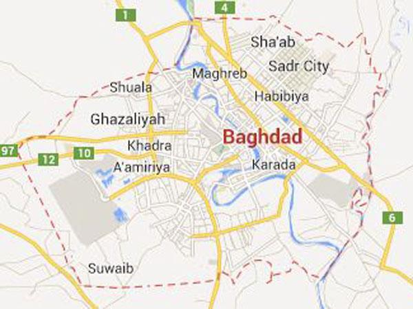 Iraq Blast Car Bombing At Busy Market Kills 12 People Baghd