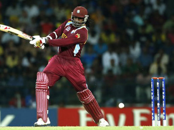 Chris Gayle Named West Indies Odi Squad Face England