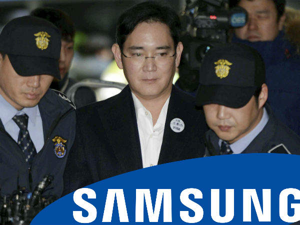 South Korea Court Jails Samsung Scion Jay Y Lee For Five Years