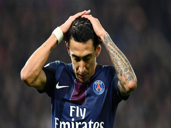 Barcelona In Touch With Angel Di Maria